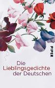 Cover-Bild zu Hagestedt, Lutz (Hrsg.): Die Lieblingsgedichte der Deutschen