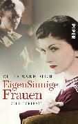 Cover-Bild zu Wunderlich, Dieter: EigenSinnige Frauen