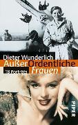 Cover-Bild zu Wunderlich, Dieter: AusserOrdentliche Frauen