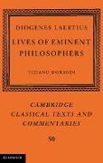 Cover-Bild zu Dorandi, Tiziano (Hrsg.): Diogenes Laertius: Lives of Eminent Philosophers (eBook)