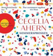 Cover-Bild zu Ahern, Cecelia: Sommersprossen - Nur zusammen ergeben wir Sinn