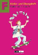 Cover-Bild zu Bahro, Uwe: Förderhefte Mathematik, 6. Schuljahr, Übungsheft