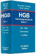 Cover-Bild zu Boujong, Karlheinz: Bd. 1: Handelsgesetzbuch Bd. 1: §§ 1-342e - Kommentar zum HGB Handelsgesetzbuch