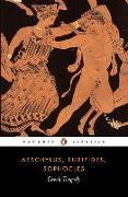 Cover-Bild zu Aeschylus: Greek Tragedy