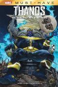 Cover-Bild zu Aaron, Jason: Marvel Must-Have: Thanos - Die Geburt eines Monsters