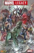 Cover-Bild zu Aaron, Jason: Marvel Legacy