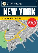 Cover-Bild zu Henry de Tessan, Christina: City Walks Deck: New York (Revised)