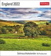 Cover-Bild zu Harenberg (Hrsg.): England Kalender 2022