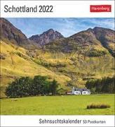 Cover-Bild zu Harenberg (Hrsg.): Schottland Kalender 2022