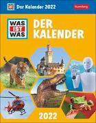 Cover-Bild zu Harenberg (Hrsg.): WAS IST WAS Der Kalender 2022