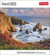 Cover-Bild zu Harenberg (Hrsg.): Irland Kalender 2022