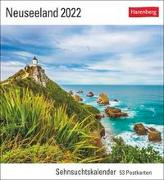 Cover-Bild zu Harenberg (Hrsg.): Neuseeland Kalender 2022