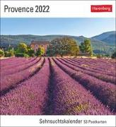 Cover-Bild zu Kustos, Norbert: Provence Kalender 2022