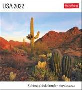 Cover-Bild zu Grosskopf, Rainer: USA Kalender 2022