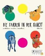 Cover-Bild zu Vry, Silke: Die Farben in der Kunst