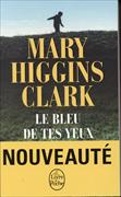 Cover-Bild zu Clark, Mary Higgins: bleu de tes yeux