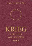 Cover-Bild zu Teller, Janne: Krieg