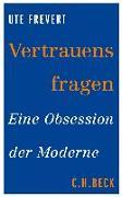 Cover-Bild zu Frevert, Ute: Vertrauensfragen