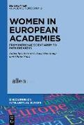 Cover-Bild zu Frevert, Ute (Hrsg.): Women in European Academies