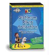 Cover-Bild zu Cedarmont Kids (Hrsg.): Platinum Bible Collection