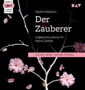 Cover-Bild zu Nabokov, Vladimir: Der Zauberer