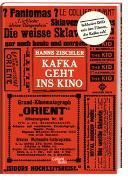 Cover-Bild zu Zischler, Hanns: Kafka geht ins Kino