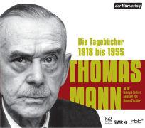 Cover-Bild zu Mann, Thomas: Die Tagebücher. 1918 bis 1955