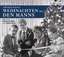 Cover-Bild zu Mann, Thomas: Weihnachten bei den Manns