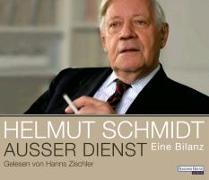 Cover-Bild zu Schmidt, Helmut: Außer Dienst