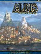 Cover-Bild zu Joseph Carriker: Blue Rose RPG: Aldis City of the Blue Rose Source Book