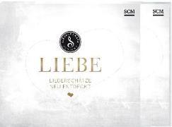 Cover-Bild zu Frey, Albert (Prod.): Liebe - Das Liederschatz-Projekt