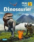 Cover-Bild zu Frag doch mal ... die Maus!: Dinosaurier von Tober, Heike