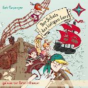 Cover-Bild zu Der Schatz des listigen Lars (Audio Download) von Neumayer, Gabi