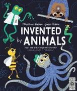 Cover-Bild zu Invented by Animals (eBook) von Dorion, Christiane
