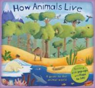 Cover-Bild zu How Animals Live von Dorion, Christiane