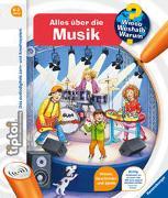 Cover-Bild zu tiptoi® Alles über die Musik von Friese, Inka