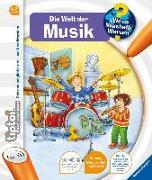 Cover-Bild zu tiptoi® Die Welt der Musik von Friese, Inka