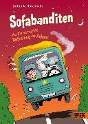 Cover-Bild zu Sofabanditen oder Die verrückte Befreiung der Hühner (eBook) von Kleinschmidt, Judith