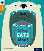 Cover-Bild zu Oxford Reading Tree Infact: Level 6: Who Eats Who? von Heapy, Teresa