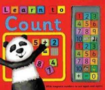 Cover-Bild zu Learn to Count: With Magnetic Numbers to Use Again and Again! von Baxter, Nicola