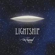 Cover-Bild zu Lightship. Meditative Klänge eines Luftschiffs vom Arkturus von Kenyon, Tom