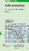 Cover-Bild zu Valle Leventina. 1:50'000