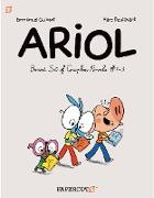 Cover-Bild zu Ariol Graphic Novels Boxed Set: Vol. #1-3 von Guibert, Emmanuel
