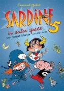 Cover-Bild zu Sardine in Outer Space 5: My Cousin Manga and Other Stories von Guibert, Emmanuel