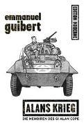 Cover-Bild zu Alans Krieg von Guibert, Emmanuel