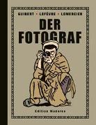 Cover-Bild zu Der Fotograf von Guibert, Emmanuel