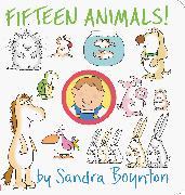 Cover-Bild zu Fifteen Animals! von Boynton, Sandra