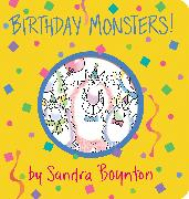 Cover-Bild zu Birthday Monsters! von Boynton, Sandra