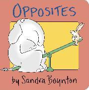 Cover-Bild zu Opposites von Boynton, Sandra