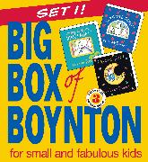 Cover-Bild zu Big Box of Boynton Set 1! von Boynton, Sandra